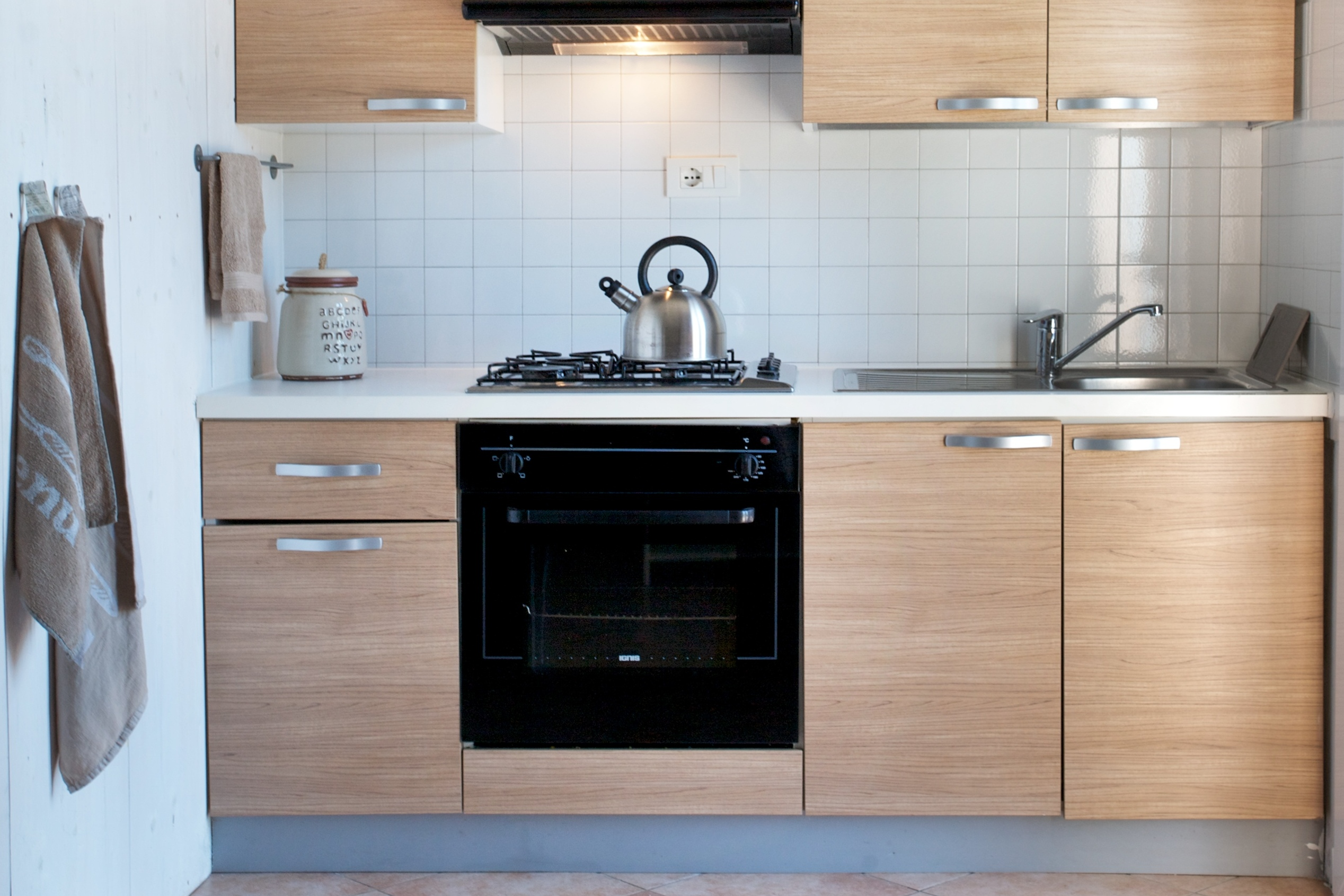 Castagno keuken