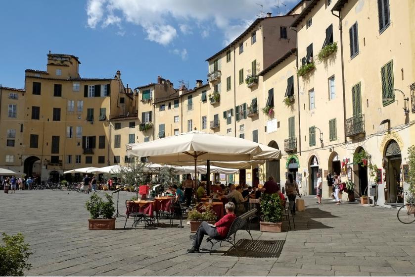 Lucca Terrasjes