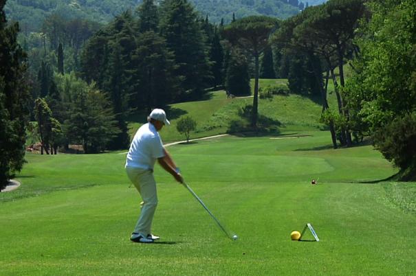 Golfen in Rappalo te doen in Ligurië