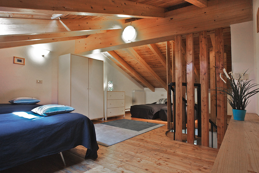 Slaapkamer Mare