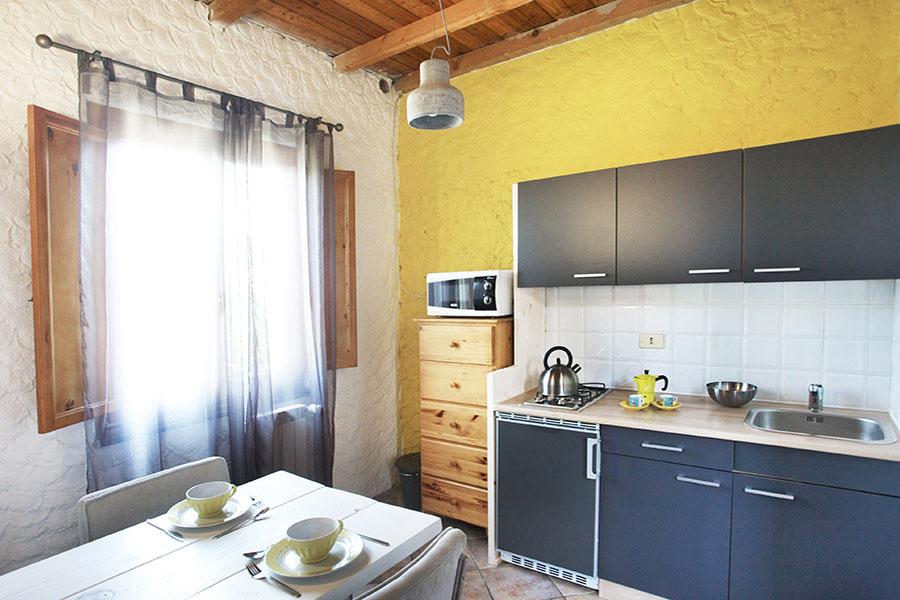 studio Limone terras met zeezicht