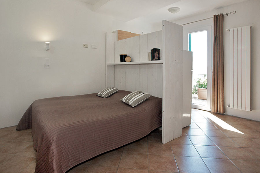 Appartement Castagno 2 persoonsbed