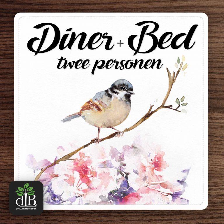 diner en bed arrangement