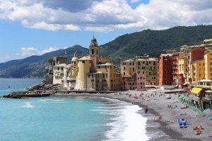 mooie stranden Camogli