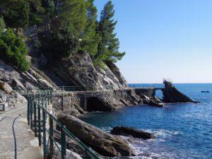 mooiste stranden van Ligurië Zoagli