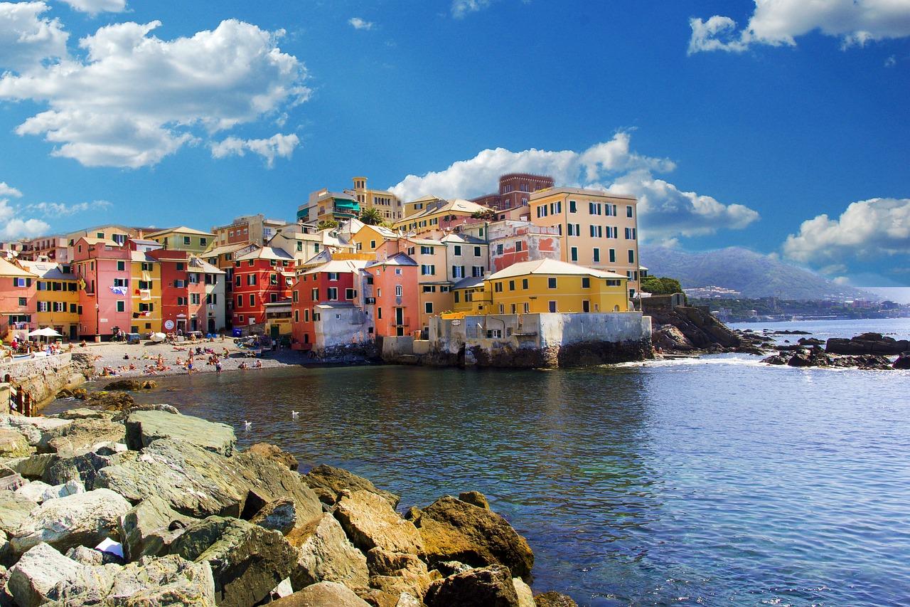 Op vakantie naar Italië tijdens Corona tijd.