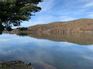 prachtige meer van Giacopiane