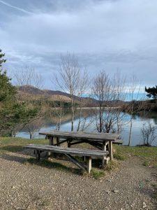 picknickplek Aveto park