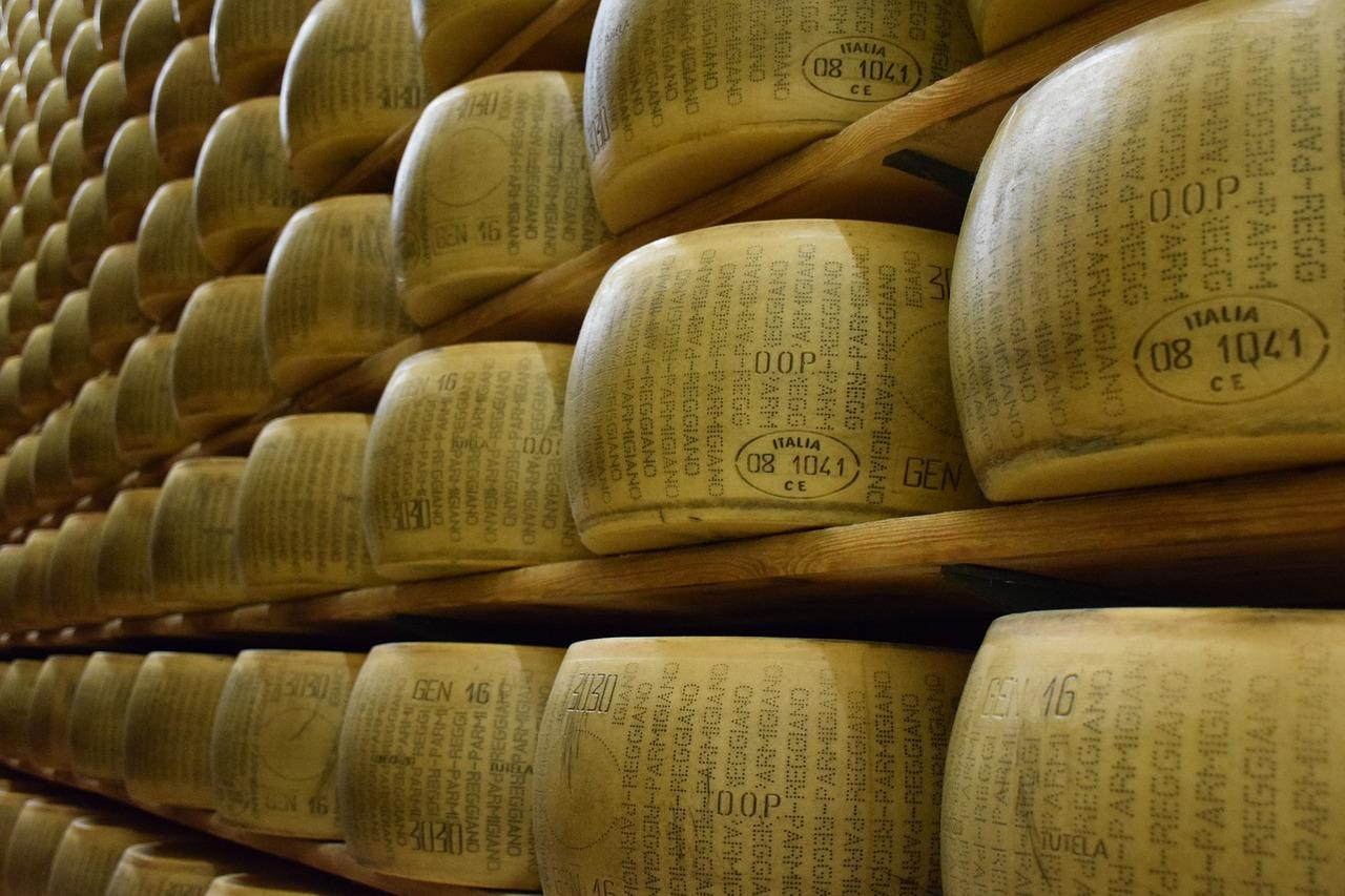 Italiaanse kaas