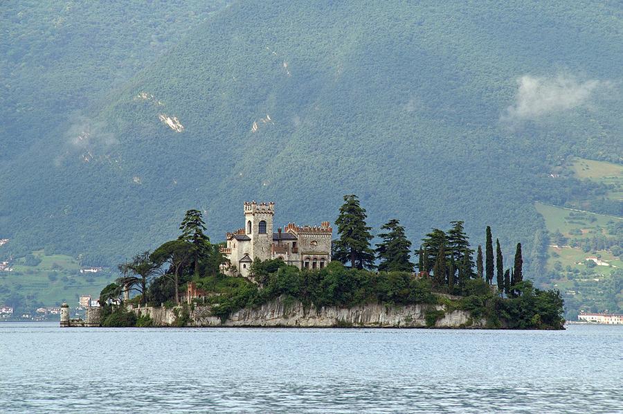 Iseomeer, Lombardije