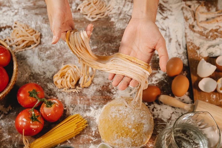onze pasta - olivarancio