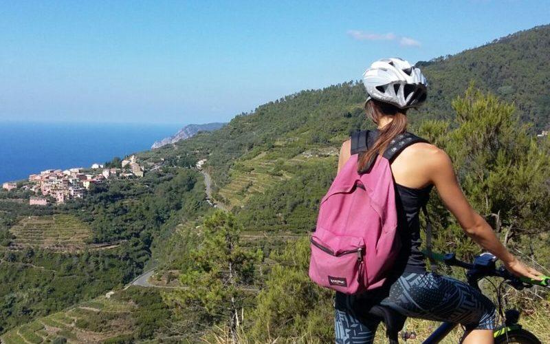 Cinque Terre fietstocht